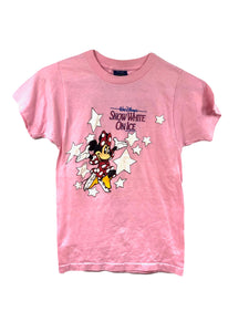 Minnie single stitch 80/90s Snow White Tee