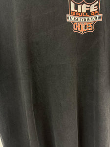 The Police 2007 reunited Tour Tee