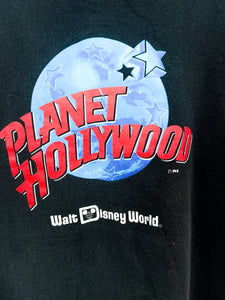 The Beatles 2008 Liquid Blue Tee