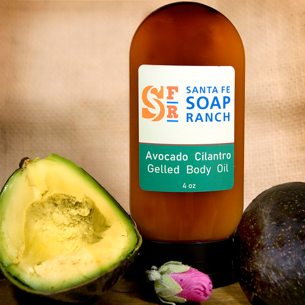 Gelled Oil - Avocado Cilantro