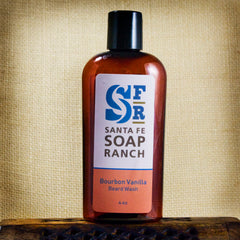 Beard Wash - Bourbon Vanilla