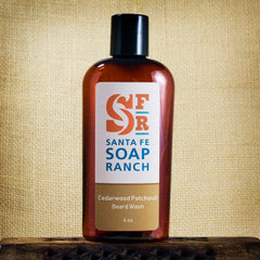 Beard Wash - Cedarwood Patchouli