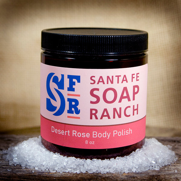 Body Polish - Desert Rose