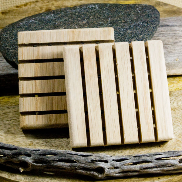 White Oak Soap Dock