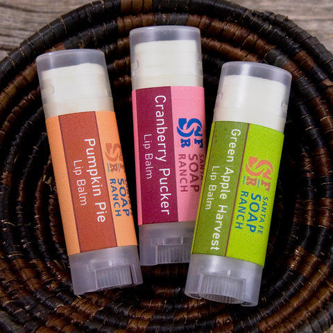 Lip Balm - Fall Harvest Trio