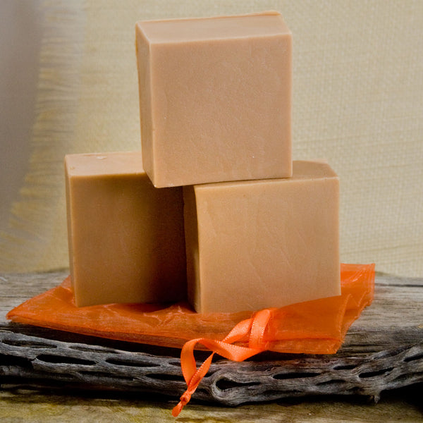 Goat's Milk Soap - Apricot Honey