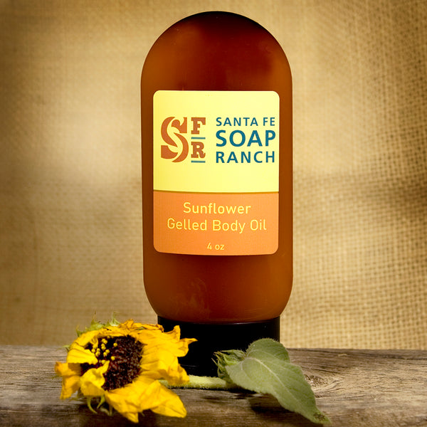 Gelled Oil - Sunflower