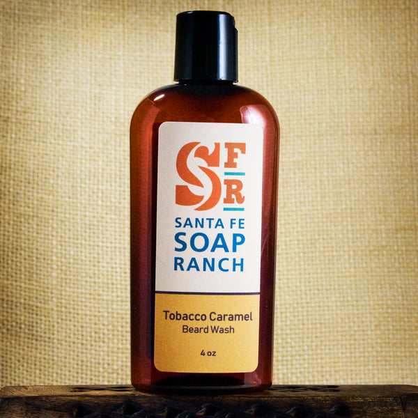 Beard Wash - Tobacco Caramel