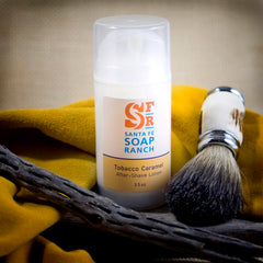 After Shave Lotion - Tobacco Caramel