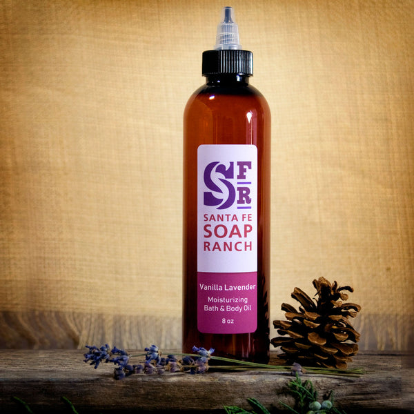 Body Oil - Vanilla Lavender