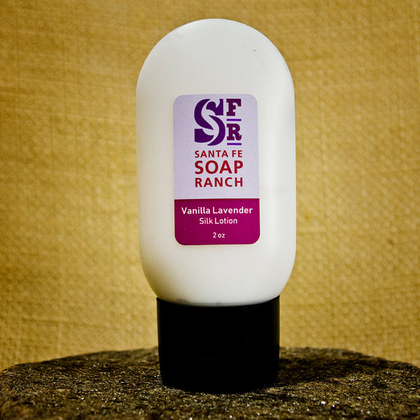Travel Lotion - Vanilla Lavender
