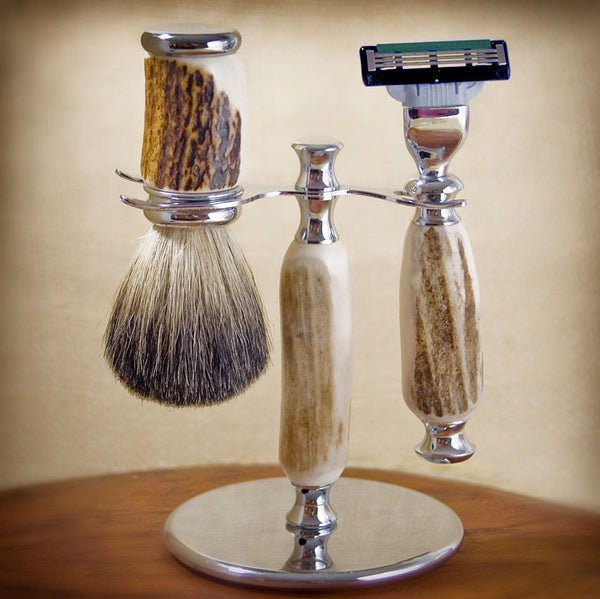 Shaving System - Deer Bone