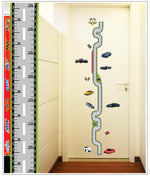 Race Track Growth Chart