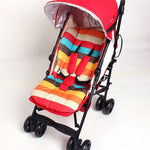 Rainbow Baby Stroller Seat Cushion