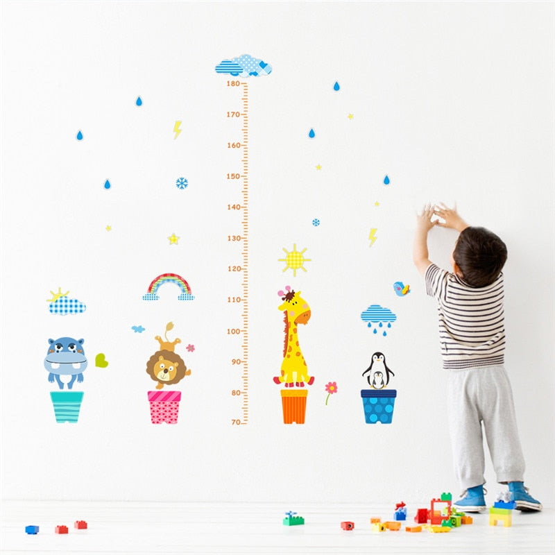 Animals & Weather Growth Chart