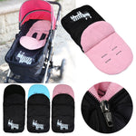 Padded Baby Sleeping Bag for the Stroller