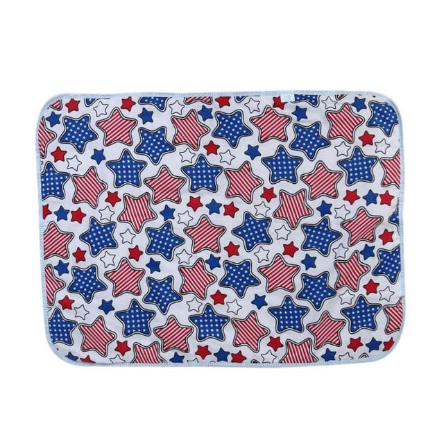 Colorful Designs Changing Pads