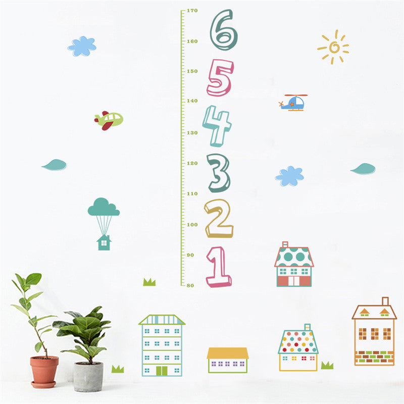Numbers Growth Chart