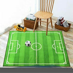 Soccer Field Play Mat