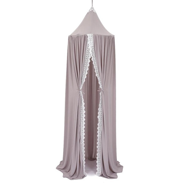 Princess Style Lace Mosquito Net Canopy