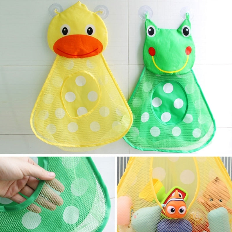 Baby Bath Animal Toy Mesh Net Organizer