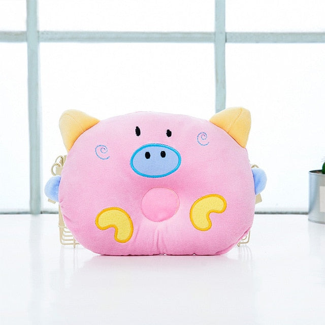 Piggy Baby Shaping Pillow (Prevent Flat Head)