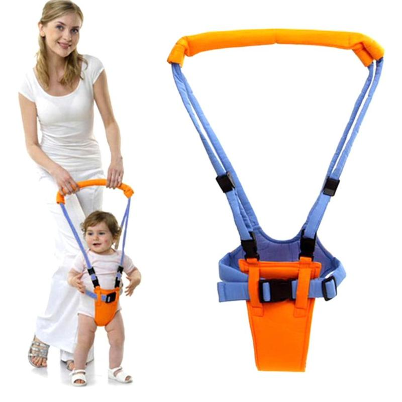 Baby Hand Walker Harness Assistant