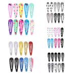 Girls Hairpins (10 pieces per set)