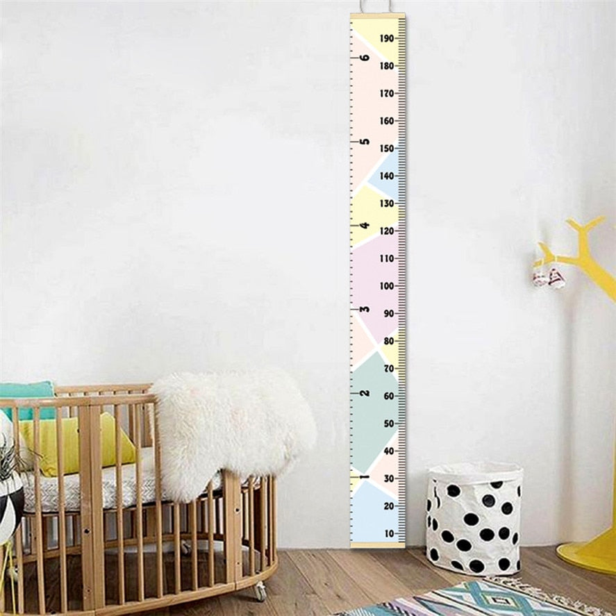 Hanging Growth Chart Canvas