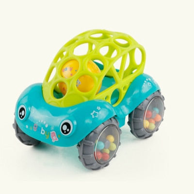 Baby Car with Rattling Wheels