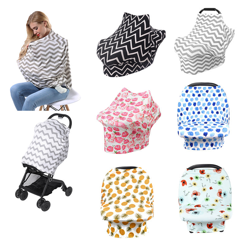 Multiuse Privacy Cover: Stroller, Car Seat, Breast feeding
