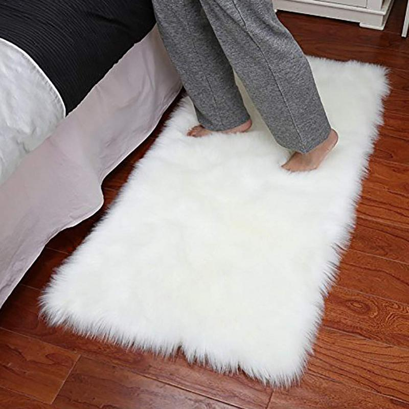 Woolen Carpet Nursery Rug (4 colors available)