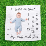 Baby Photography Cloth Blanket