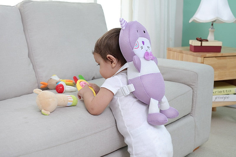 Wearable Baby Pillow Head Protection Pad