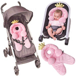 Baby Stroller Princess Cushion