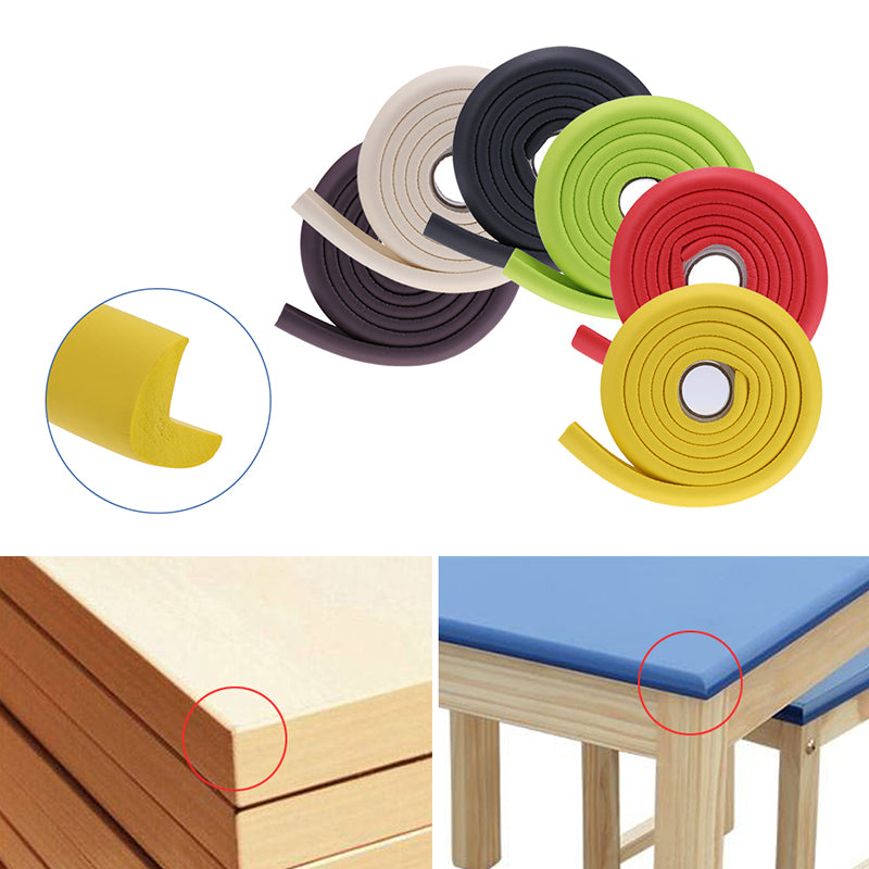 Safety Table Desk Edge Guard Strip