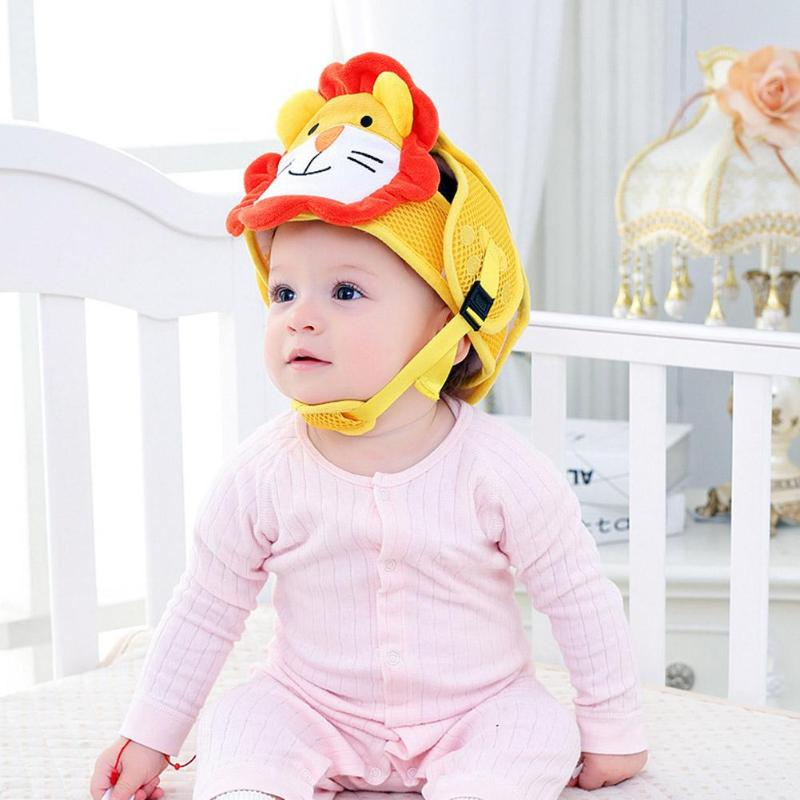 Protective Safety Helmet For Babies