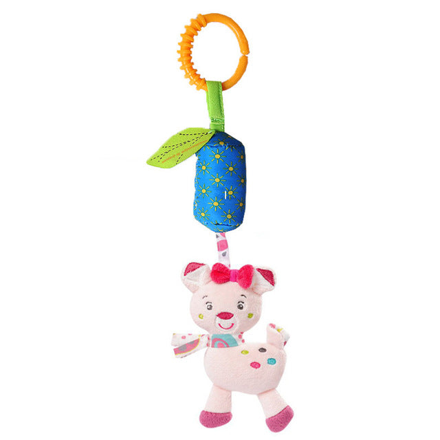 Baby Rattle Toy (for Stroller or Car Seat)
