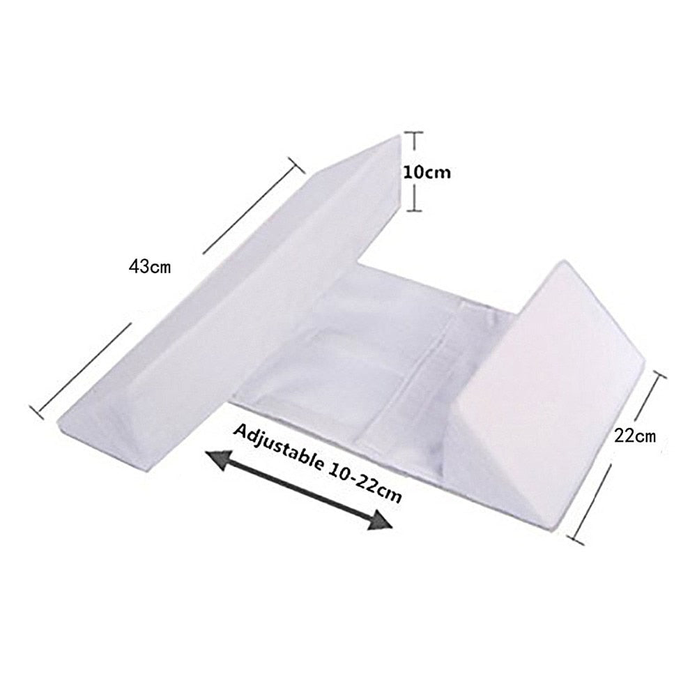 Newborn Sleep Positioner Prevent Flat Head, Anti Roll