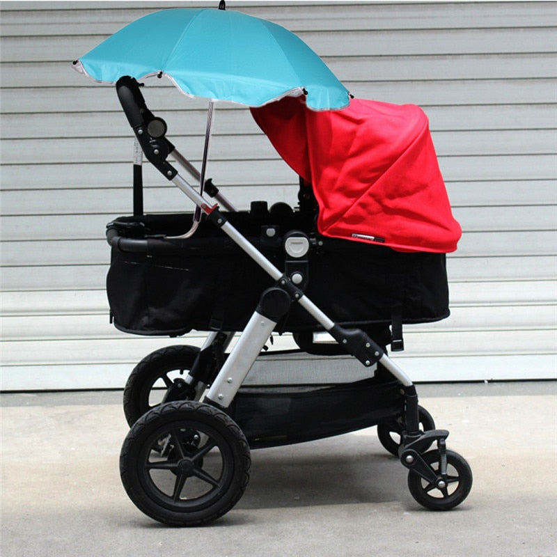 Baby Stroller Umbrella Attachment