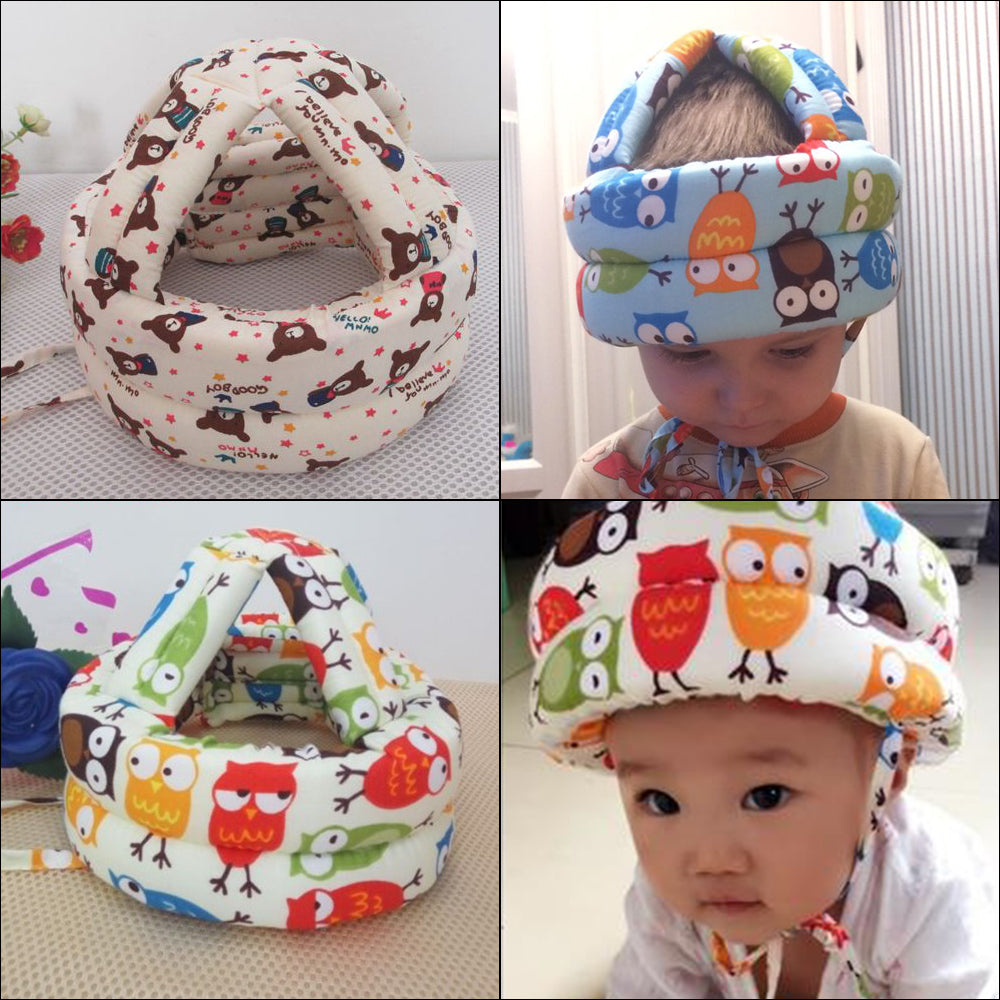 Baby Cap Anti-collision Protective Hat
