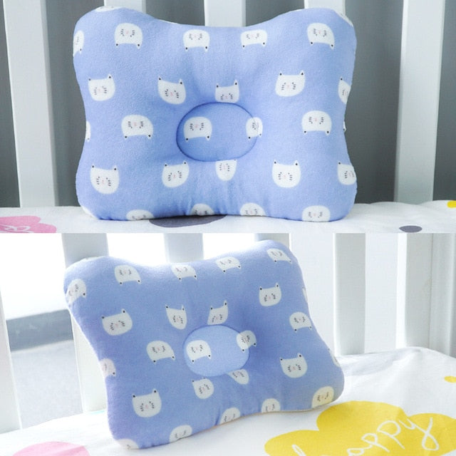 Head Protection Cotton Baby Pillow (29 styles available)