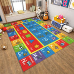 Kids Play Mat Letters, Shapes, Animals (different style available)
