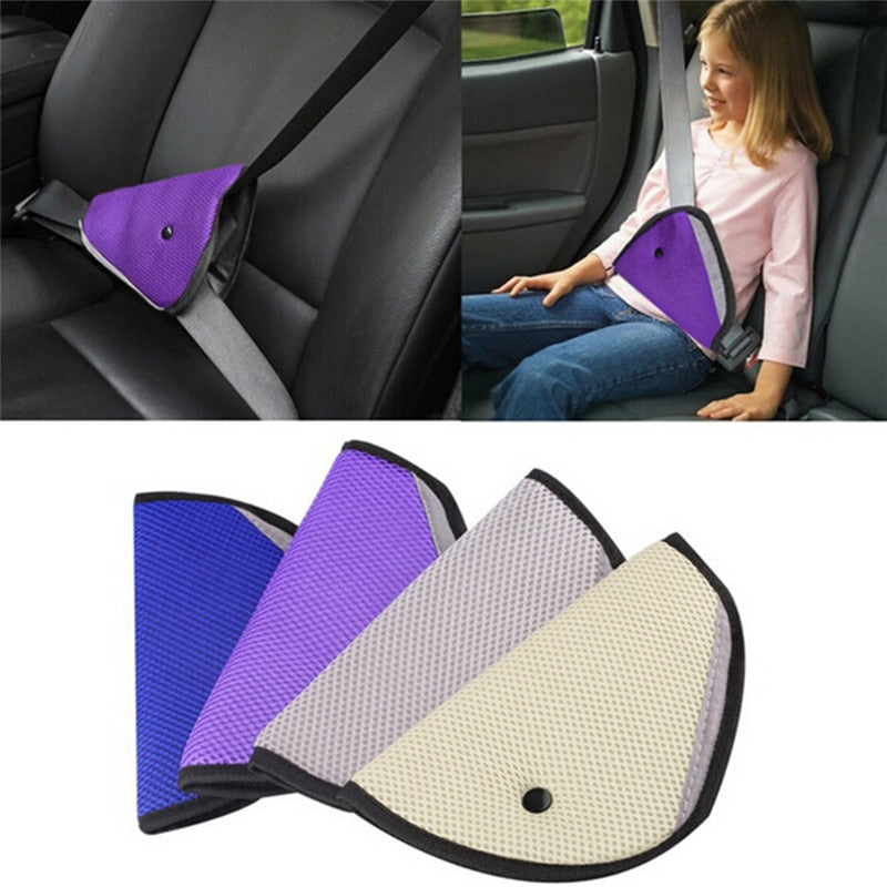 Adjustable Child Protector Positioner for Car Seat or Stroller