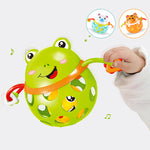 Animals Baby Rattle Toy Intelligence