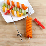 Fun Baby Food Maker - Vegetable Spiral Cutter