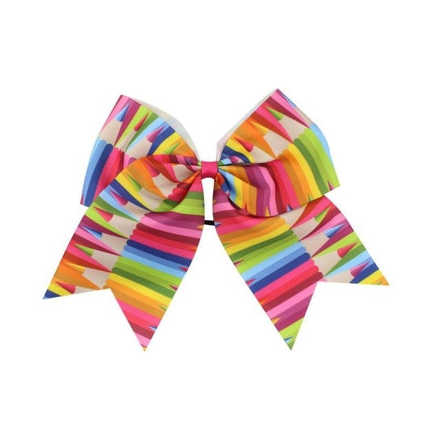 Colorful Bowknot Hair Clips (16 options)