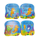 Sea Creatures Waterproof Bath Book (2 options)