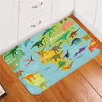 Dinosaur Rug / Doormat for Kids