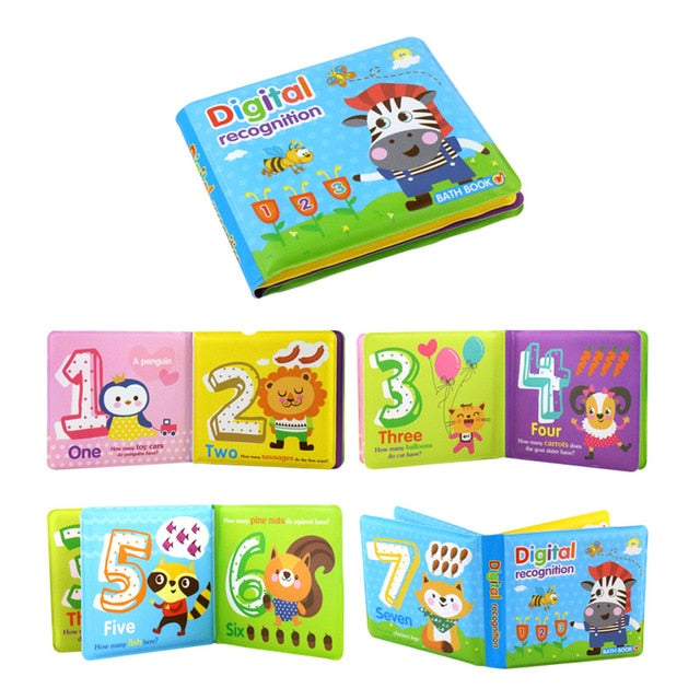 Bath Books Baby Educational (3 options available)